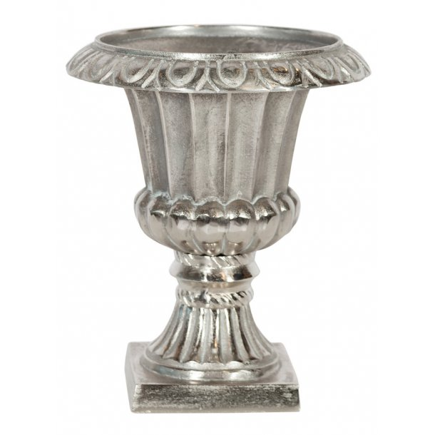 Jernpokal, sølvfarvet (H33)