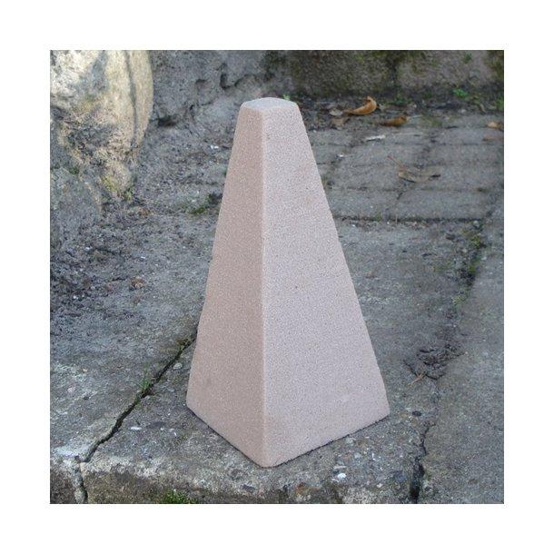 Oasis pyramide, tør