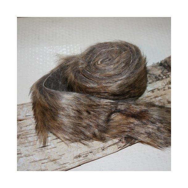 Bånd, brun pels (2 m)