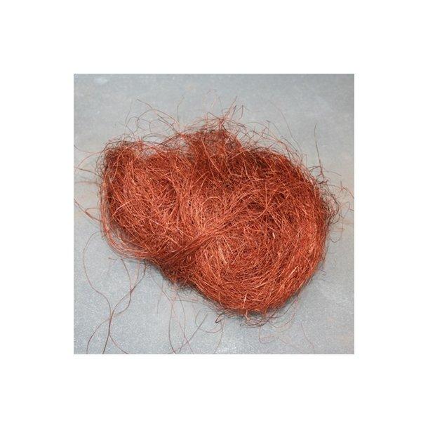 Sisal, rødbrun
