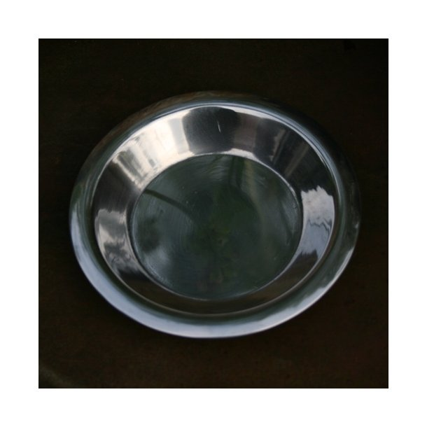 Underskål aluminium, 15 cm