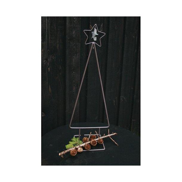 Juletræ med stjerne