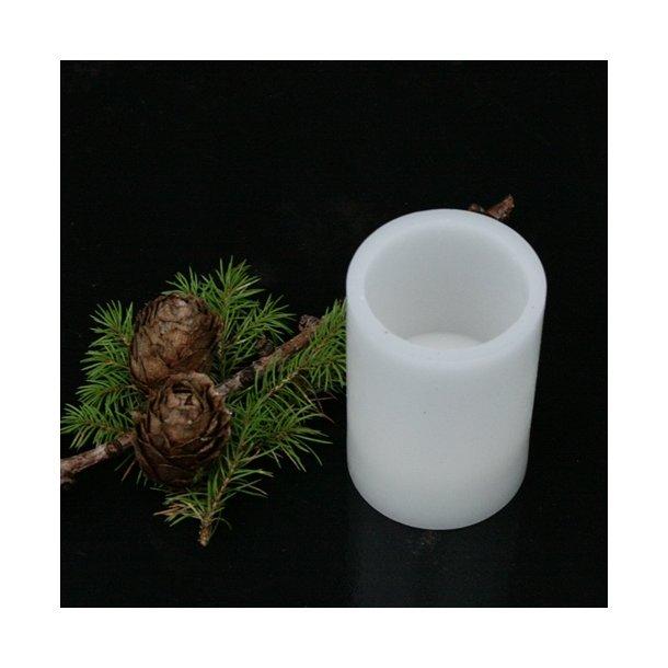 Batterilys, (H 7,5 cm)