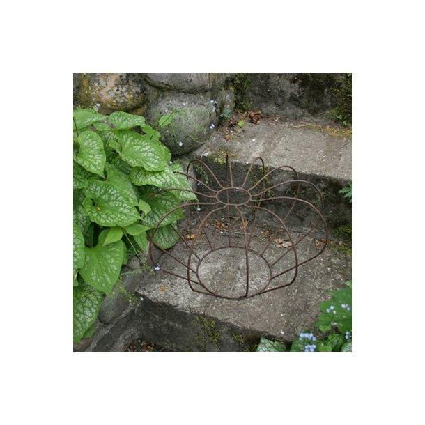 Kongekrone ubehandlet jern (Ø 19/44 cm)