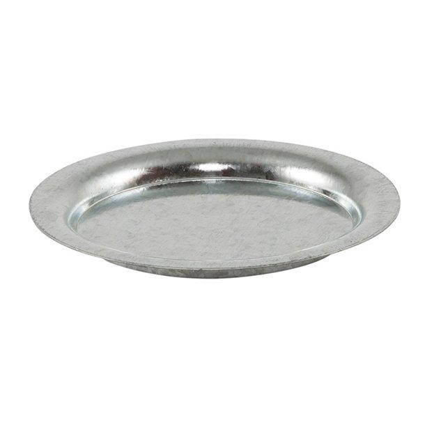 Underskål, zink 21 cm
