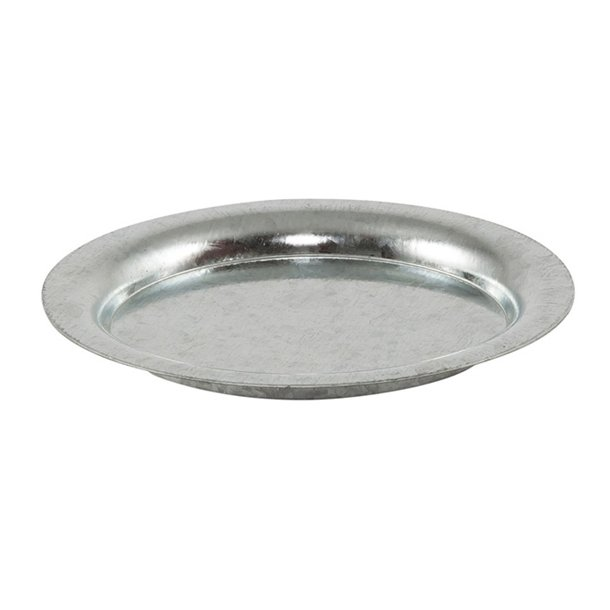 Underskål, zink 28 cm