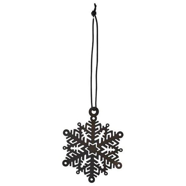 Ornament, snefnug